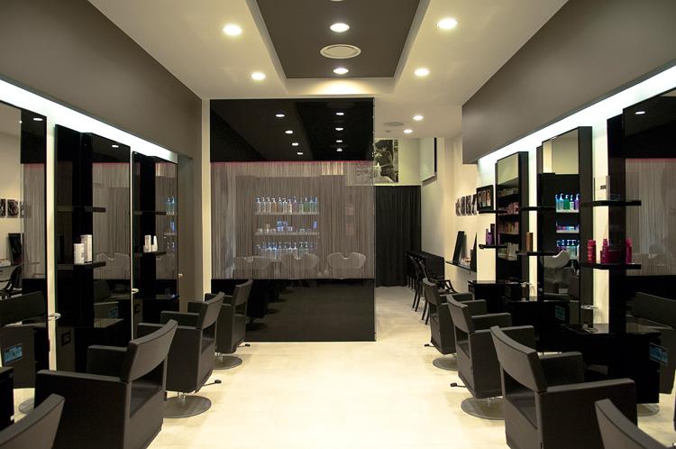 Arredamento per parrucchieri Bergamo  Evernet srl